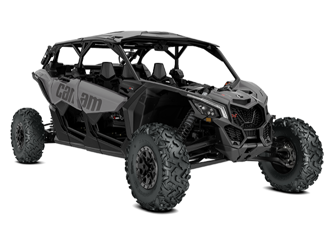 MAVERICK X3 MAX XRS TURBO R MY2018