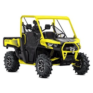 Can-Am SSV - Defender/Traxter XMR